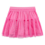 Okie Dokie® Ruffled Tutu Skirt - Toddler Girls 2t-5t