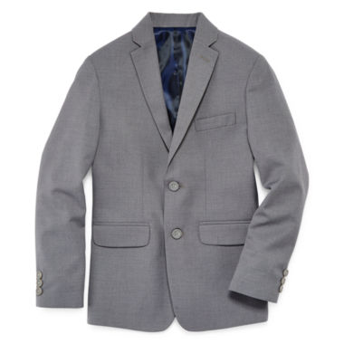 jcpenney.com | IZOD® Sharkskin Suit Jacket - Boys 8-20
