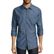 Zoo York® True East Classic Long-Sleeve Woven Shirt
