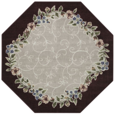 jcpenney.com | Romantica Washable Octagonal Rug