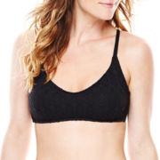 Stylus™ Crochet Bralette Swim Top or Hipster Bottoms