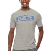 Xersion™ Fly High Graphic Tee