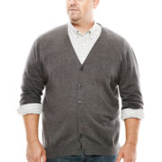The Foundry Supply Co.™ Cardigan Sweater - Big & Tall