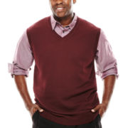 The Foundry Supply Co.™ Sweater Vest - Big & Tall