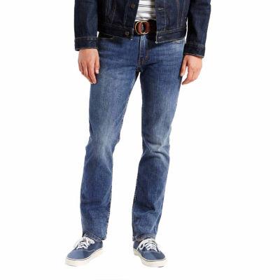 Levi's® 511 SLIM FIT - Jean slim - blue denim flOIrQ