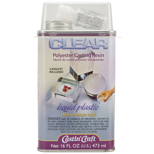 Castin' Craft Clear Polyester Casting Resin