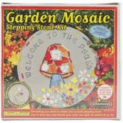 Milestones Garden Mosaic Stepping Stone Kit