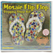 Milestones Mosaic Flip-Flop Stone Kit