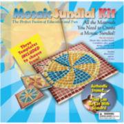 Mosaic Sundial Kit