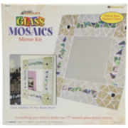 Diamond Tech Glass Mosaics Mirror Kit
