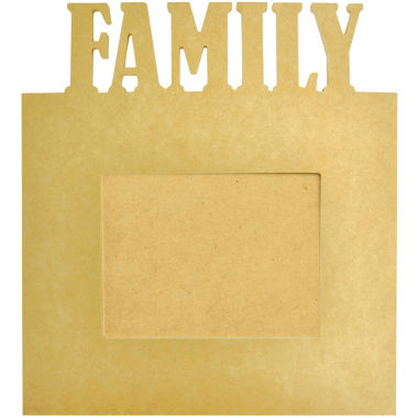 jcpenney.com | Beyond The Page Family Craft Photo Frame