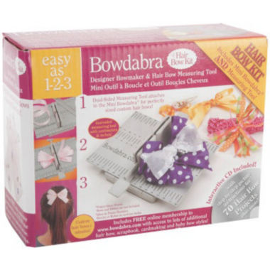 jcpenney.com | Bodabra Hair Bow Kit