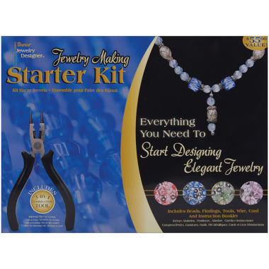 jcpenney.com | Jewelry Making Starter Kit