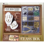 Cousin® Jewelry Naturals Glass Class in a Box Kit