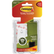 Command Brand ™ Sawtooth Picture Hangers