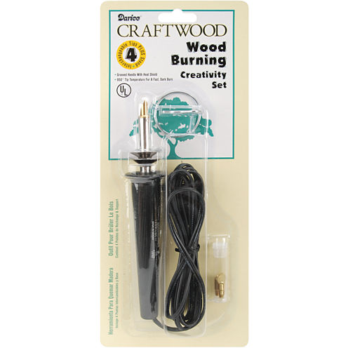 Darice® Woodburning Creativity Set