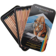 Prismacolor Watercolor Pencil Set - 24 Per Tin