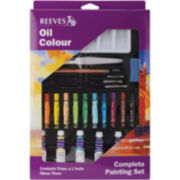 Complete Oil Painting Set