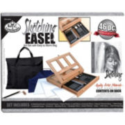 Easel Art Set With Sketching Bag