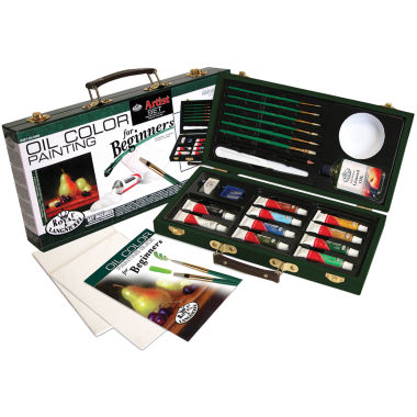 jcpenney.com | Color Oil Painting for Beginners Set