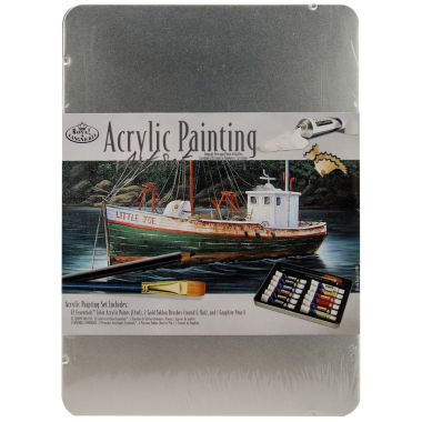 jcpenney.com | Acrylic Painting Art Set with Tin