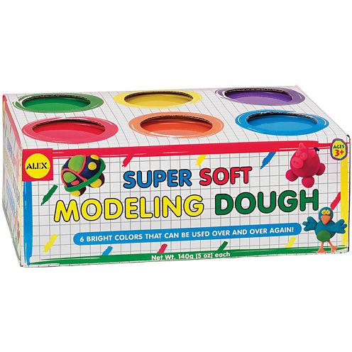 ALEX TOYS® Super-Soft Modeling Dough