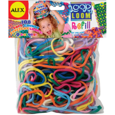 jcpenney.com | ALEX TOYS® Loop 'n Loom Refill
