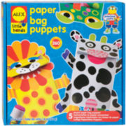 ALEX TOYS® Paper Bag Puppets Kit