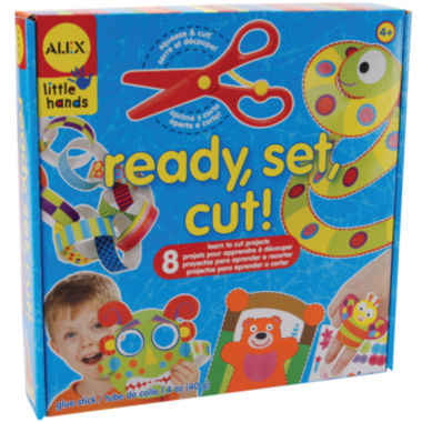 jcpenney.com | ALEX TOYS® Ready Set Cut Kit