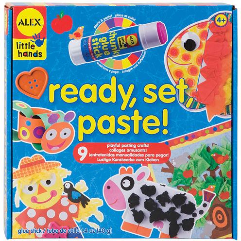 ALEX TOYS® Ready, Set, Paste! Kit