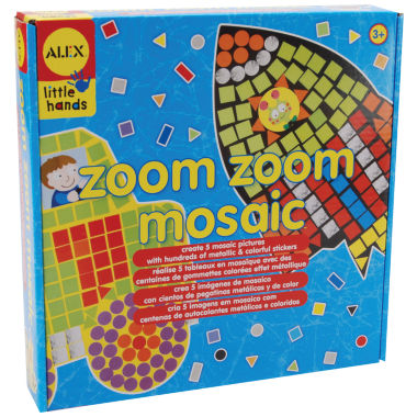 jcpenney.com | ALEX TOYS® Zoom Zoom Mosaics