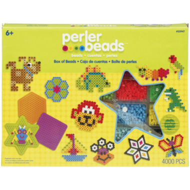jcpenney.com | Perler Beads™ Box of Beads, 4000-pc.