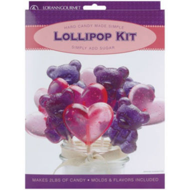 jcpenney.com | Heart and Bears Lollipop Kit