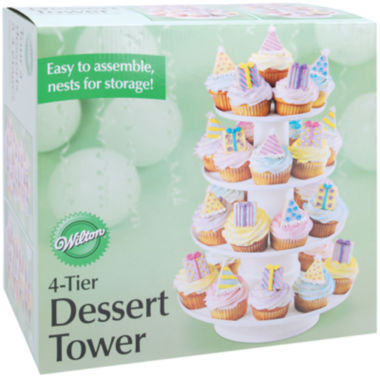 jcpenney.com | Four-Tier Dessert Tower