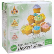 Cupcakes 'n More Small Dessert Stand