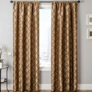 Princeton Rod-Pocket Curtain Panel