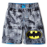 Batman Swim Trunks - Boys 12m-6y