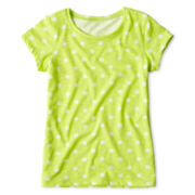 Arizona Fave Dot Tee - Girls 6-16 and Plus