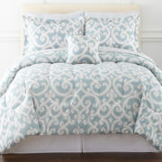 Kamari 5-pc. Twin Complete Bedding Set with Sheets Collection