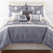 Home Expressions™ Moonlight 10-pc. Comforter Set & Accessories