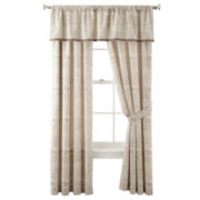 Royal Velvet® Miranda Curtain Panel Pair