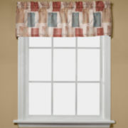 Tranquility Rod-Pocket Valance