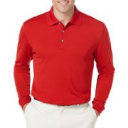 PGA TOUR® Long-Sleeve Polo Shirt