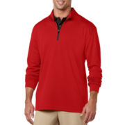 PGA TOUR® Quarter-Zip Pullover