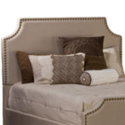 Raelynn Upholstered Nailhead Trim Headboard