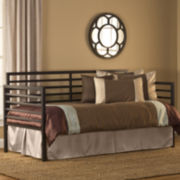 Corwin Metal Daybed with Trundle Option