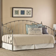 Hadley Metal Daybed with Trundle Option