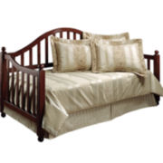 Norris Metal Daybed with Trundle Option