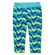 Xersion™ Print Capri Pants  - Girls 7-16 and Plus