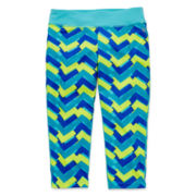 Xersion™ Print Capri Pants  - Girls 7-16